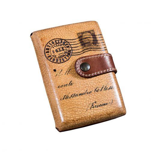 PUCCINI_Porta Carte di Credito